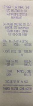 F.Rate Bike